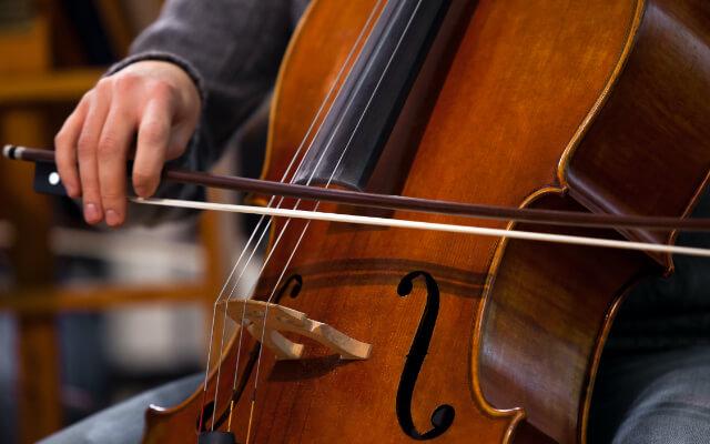楽器の演奏